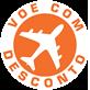 Voe com Desconto - passagens aéreas promocionais