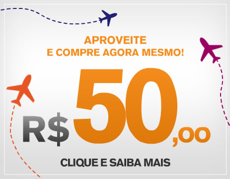 passagens areas promocionais R$10