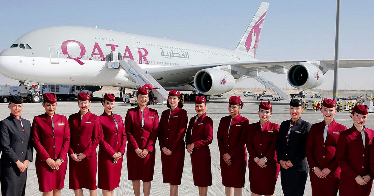 comprobar o modificar reserva de vuelo con qatar airlines